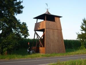 Holzturm bei Crimmitschau